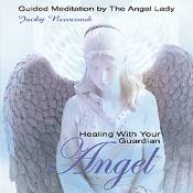 HEALING WITH YOUR GUARDIAN ANGEL by Jacky Newcomb. PMCD0040