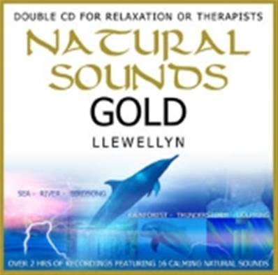 NATURAL SOUNDS GOLD CD BY LLEWELLYN.   PMCD0067