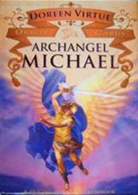 ARCHANGEL MICHEAL, ORACLE CARDS. SPR3122