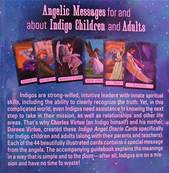 INDIGO ANGEL ORACLE CARDS. SPR7169