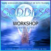 GODDESS WORKSHOP CD BY SUZANNE CORBIE.  PMCD0134