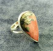 ONE OFF 925 SILVER DESIGNER RING. SP7934RNG