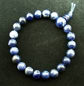 SODALITE POWER BEAD BRACELET. SPR6012