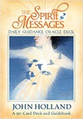 THE SPIRIT MESSAGES DAILY GUIDANCE ORACLE DECK. SPR8245