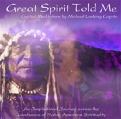 GREAT SPIRIT TOLD ME.   PMCD0046