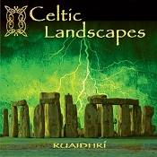 CELTIC LANDSCAPES CD BY RUAIDHRI. PMCD0261
