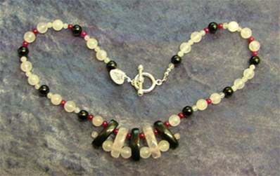 "20"" BEAD NECKLACE. SP4547"