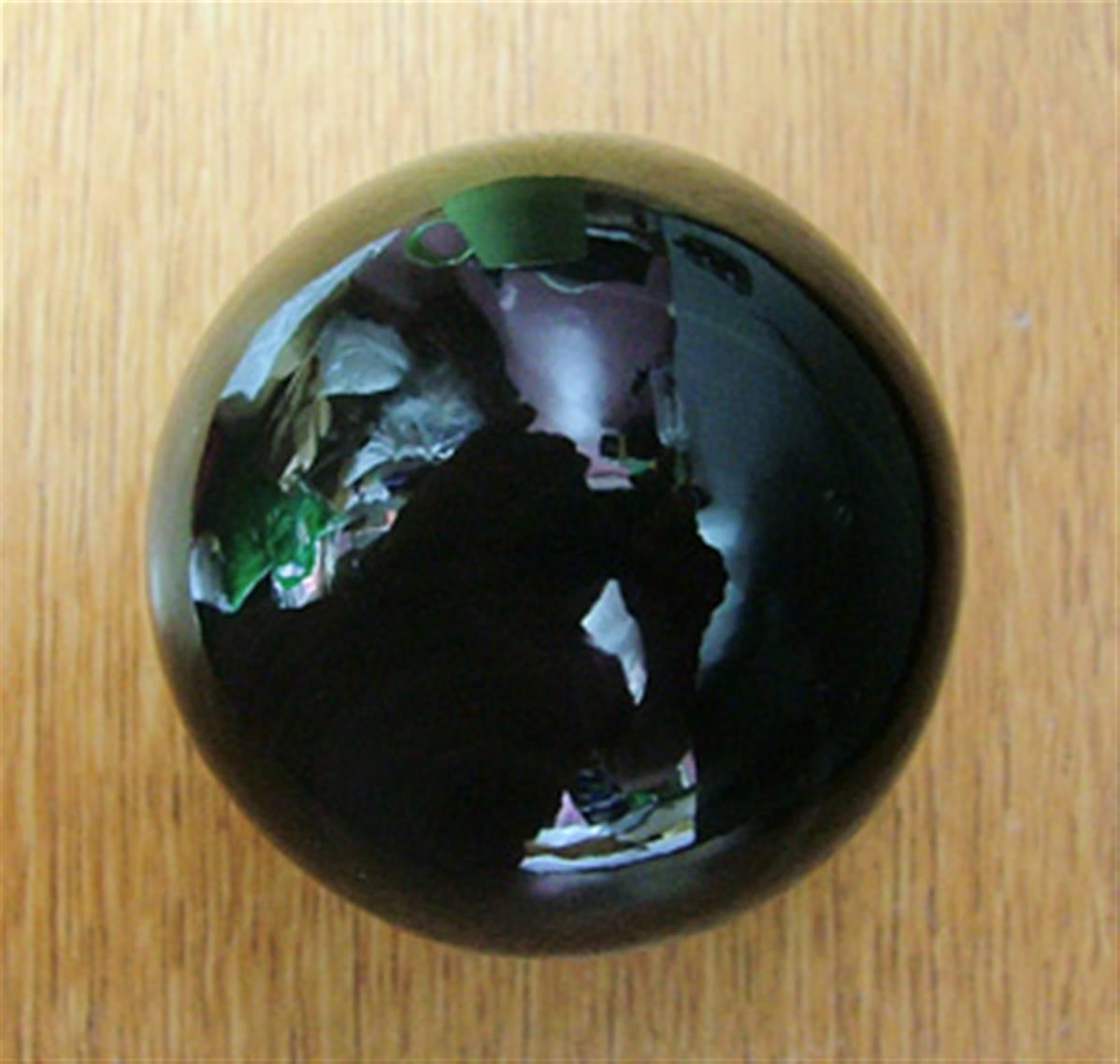 Purple Sheen Obsidian Sphere Sp8070pol