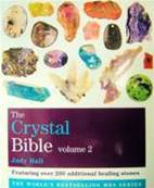 THE CRYSTAL BIBLE volume 2, BY JUDY HALL.   SPR2800