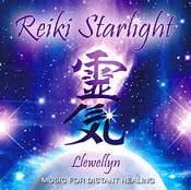 REIKI STARLIGHT CD. BY LLEWELLYN.   PMCD0184