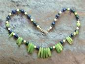 "18"" BEAD NECKLACE. SP4554"