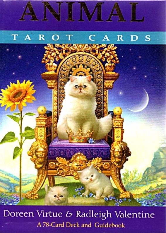 Animal Tarot Cards Spr10563