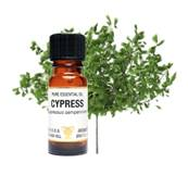PURE ESSENTIAL OIL - CYPRESS. cuppressus sempervirens. 10ml. 1/3 fl oz us. 40g. SPR1081