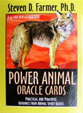 POWER ANIMAL ORACLE CARDS. ANGELCARD7