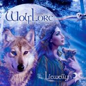 WOLFLORE CD BY LLEWELLYN.   PMCD0198