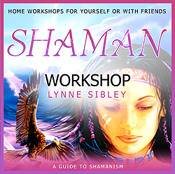 SHAMEN WORKSHOP CD BY LYNNE SIBLEY.   PMCD0113