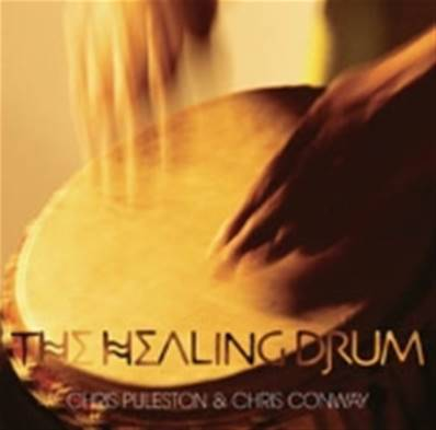 The Healing Drum by Chris Puleston & Chris Conway. PMCD0036