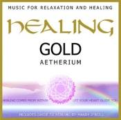 HEALING GOLD by Aetherium.   PMCD0044
