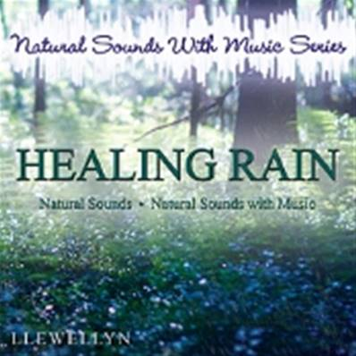 NATURAL SOUNDS WITH MUSIC SERIES- HEALING RAIN.   PMCD0282