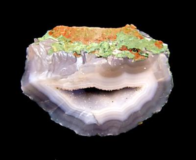 AGATE GEODE SECTION.   SP11590