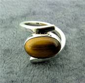 ONE OFF 925 SILVER DESIGNER RING. SP7833RNG