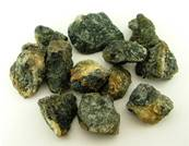 IOLITE ROUGH CRYSTAL CHIPS. SPR7158
