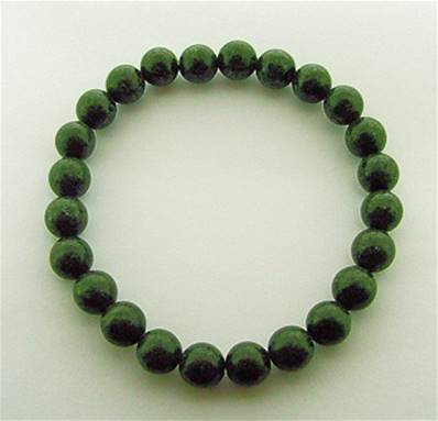 PRESELI BLUESTONE POWER BEAD BRACELET. SPR7987