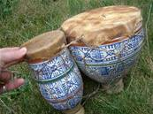 BONGO DRUMS from Morocco
