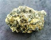 PYRITE FORMATIONS ON QUARTZ & FELDSPAR MATRIX. SP6635
