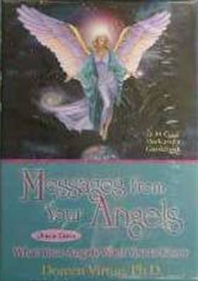 MESSAGES FROM THE ANGELS ORACLE CARDS. angelcard2