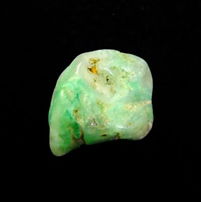 CHRYSOPRASE POLISHED PEBBLE SPECIMEN.   SP12998POL
