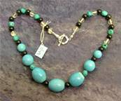 "18"" BEAD NECKLACE. SP4549"