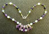 "18"" BEAD NECKLACE. SP4551"