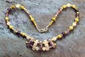 "18"" BEAD NECKLACE. SP4553"