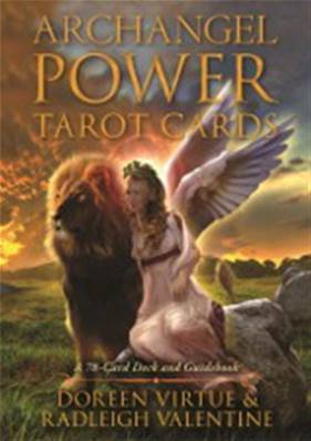 ARCHANGEL POWER TAROT CARDS. SPR7604
