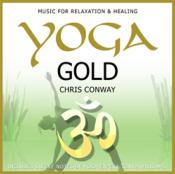 YOGA GOLD CD BY CHRIS CONWAY.   PMCD0038