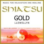 SHIATSU GOLD CD BY LLEWELLEN.   PMCD0052