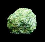 GREEN FUCHSITE RAW CRYSTAL SPECIMEN.   SP12913