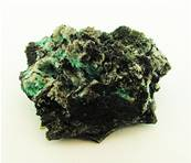 AURICHALCITE ON MATRIX CRYSTAL FORMATIONS. SP7242