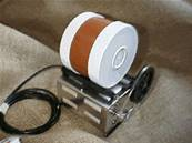 BEACH 2Lb STONE POLISHER /ROCK TUMBLER (MACHINE & DRUM ONLY).   2LBKIT1