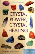 CRYSTAL POWER, CRYSTAL HEALING  BOOK.   SPR10313BK