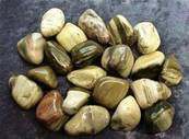 PETRIFIED WOOD POLISHED TUMBLE STONES 500g BAG. SPR4245WH