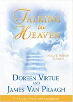 TALKING TO HEAVEN MEDIUMSHIP CARDS. SPR7607