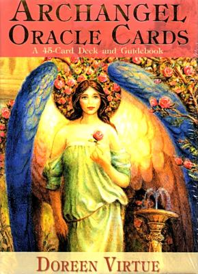 ARCHANGEL ORACLE CARDS.   SPR8017