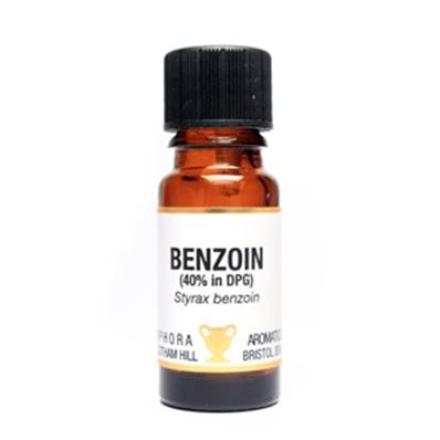 PURE ESSENTIAL OIL - BEZOIN (40% IN DPG). SPR8475