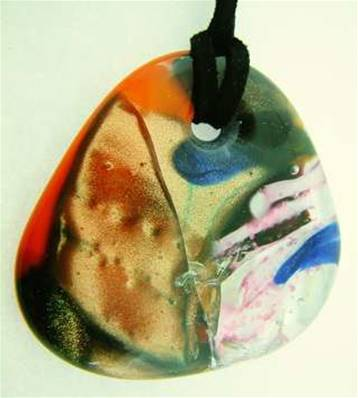 MURANO GLASS PENDANT. SP3422MUR