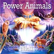 POWER ANIMALS CD. BY NIALL.   PMCD0111