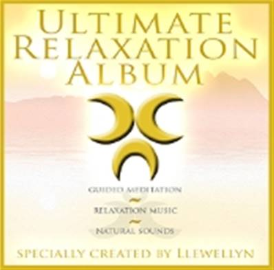 ULTIMATE RELAXATION ALBUM. BY LLEWELLYN. PMCD0121