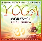 YOGA WORKSHOP CD BY TRISH MUNRO. PMCD0137