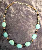 "18"" BEAD NECKLACE. SP3265"